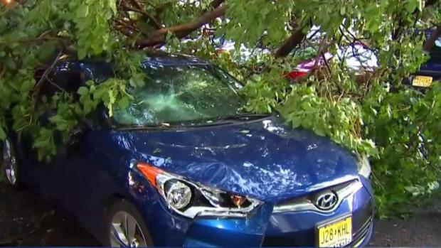 Fast-Moving Storms Leave Mess Behind Across Tri-State