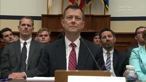 [NATL] FBI Agent Who Made Anti-Trump Texts Testifies in Fiery Congressional Hearing