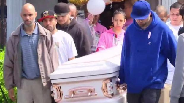 [NY] Final Farewell to Teen Killed by Stray Bullet