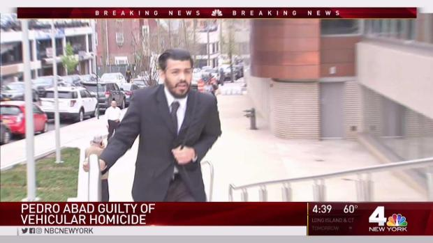 [NY] Former NJ Cop Found Guilty in Deadly Crash