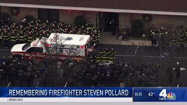 [NY] Funeral Services for FDNY Firefighter Steven Pollard Announced