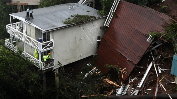 Extreme Weather Photos: Storm Causes California Mudslides