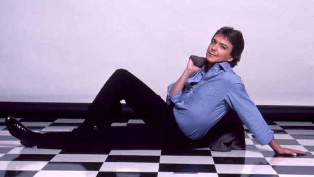 [NATL] David Cassidy Through The Years