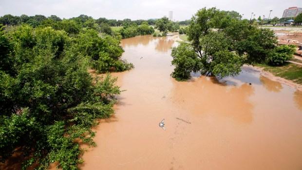 Record Rains Spawn Epic Floods in Texas