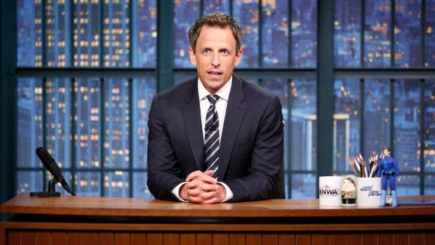 [NY] 'Late Night': Trump's Comments About Women