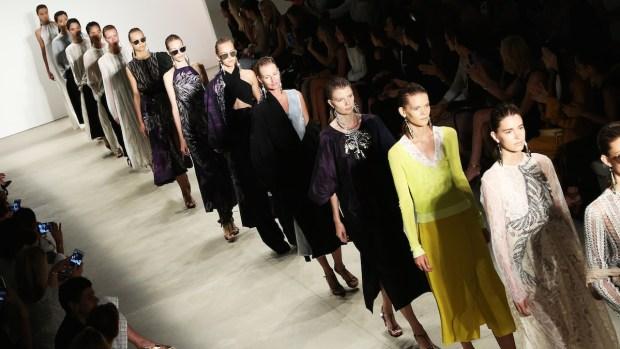 [NATL] New York Fashion Week: Spring/Summer 2016