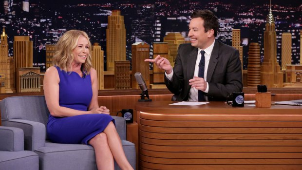 [NATL] 'Tonight Show': Truth or Truth Game With Chelsea Handler