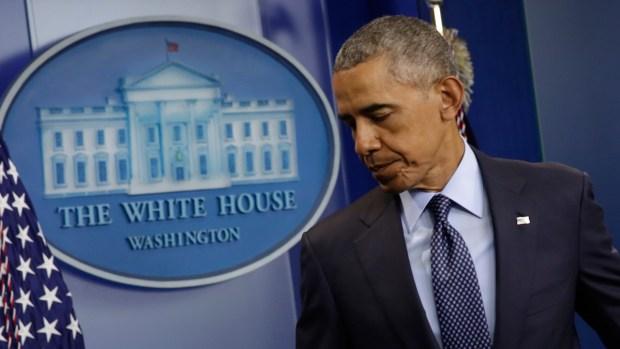 Obama Calls Orlando Club Massacre an Act of Terror, Hate