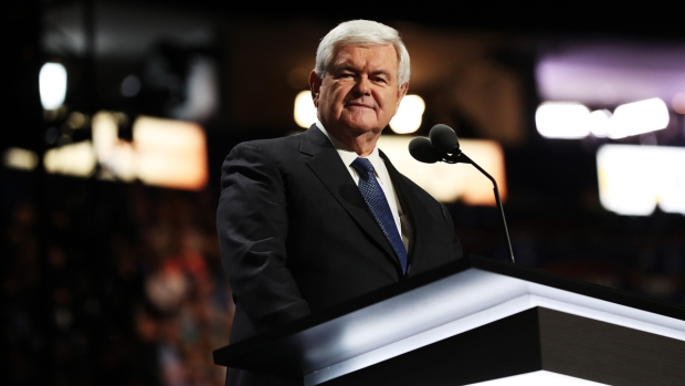 [NATL] Newt Gingrich Tries to Clarify Cruz's 'Conscience' Remarks