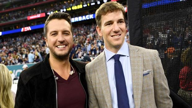 Celebrities at Super Bowl LI