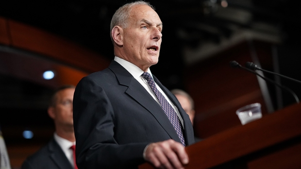 [NATL] John F. Kelly to Replace Reince Priebus as WH Chief of Staff