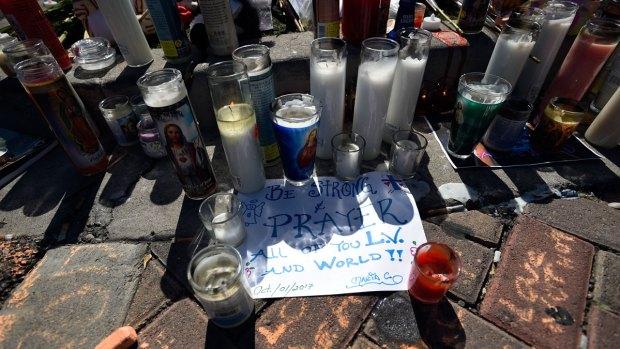 [NATL] Las Vegas Mourns After Nation's Deadliest Modern Shooting