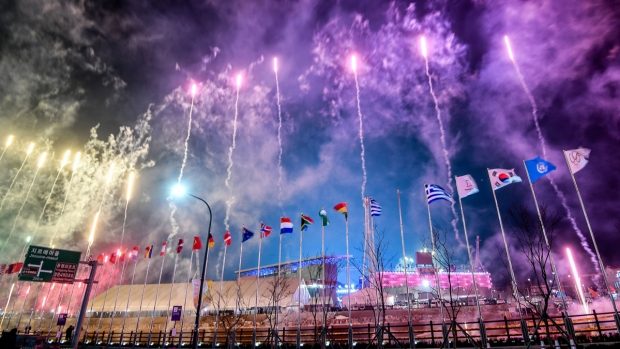 Opening Ceremony in Photos: Flags, Fireworks, Tiger Puppet
