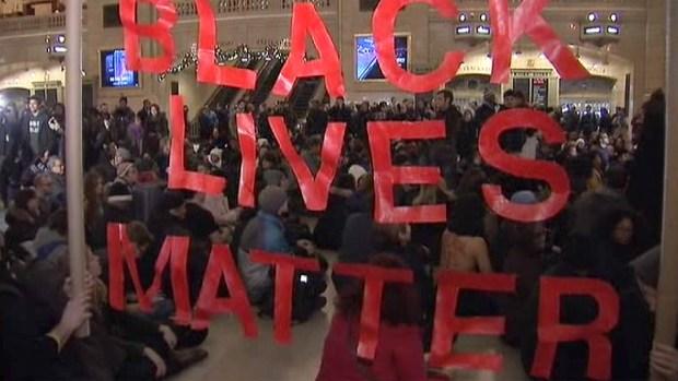 "[NY] Eric Garner's Widow: He Was ""Murdered Unjustly"""