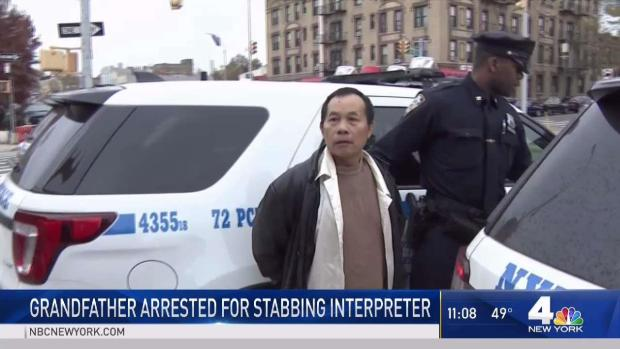 [NY] Grandfather Arrested for Stabbing ACS Interpreter