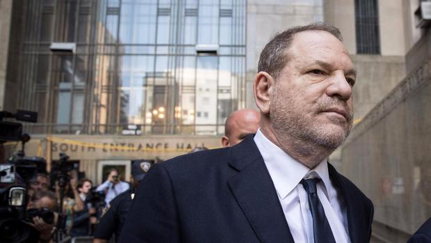 [NY] Harvey Weinstein Released on Bail