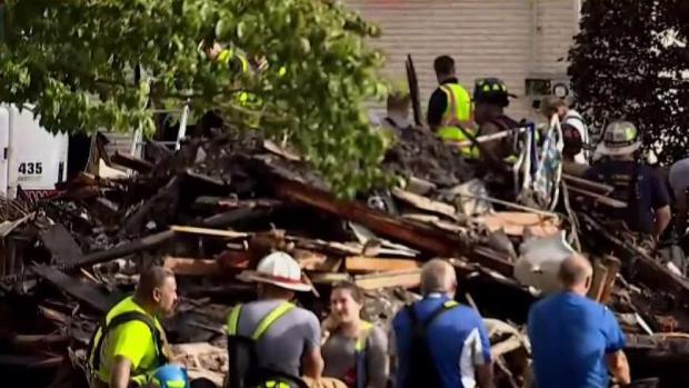 [NY] Hero Off-Duty Officer Saves Man from House Explosion