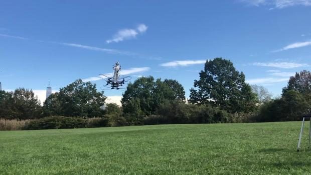 [NY] Look, Up in The Sky! Personal Flight Machine Demos in NJ