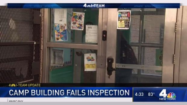 I-Team: Infested Camp Building Fails Inspection
