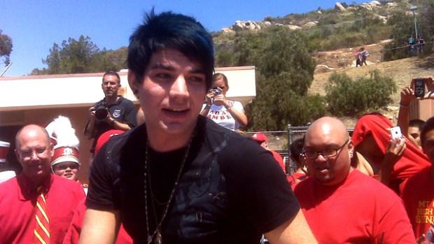 'Idol' Has 'Em Screaming in San Diego