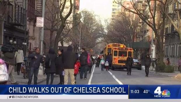 [NY] Investigation Into How Child Walked Out of NYC School