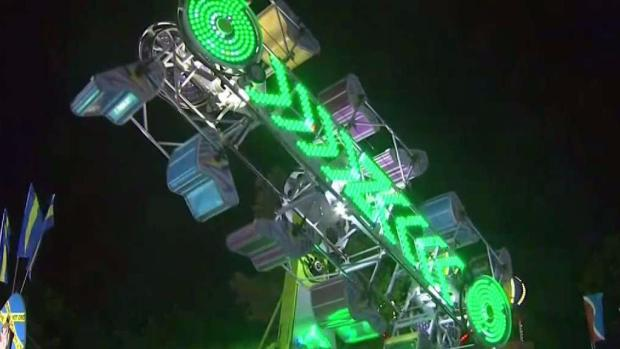 [NY] Investigation Underway After NYC Amusement Park Mishap