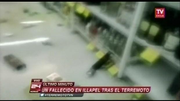 [NATL-LA] Citizens Record Chile Quake