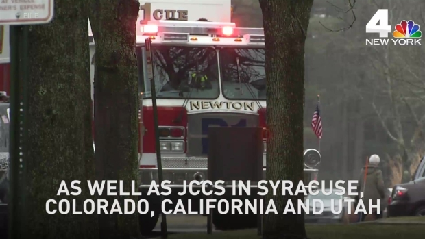 [NY] Jewish Community Centers Told to Evacuate Amid More Reports of Bomb Threats