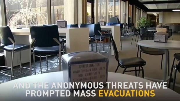 [NY] Jewish Israeli Is Primary Suspect in JCC Bomb Threats