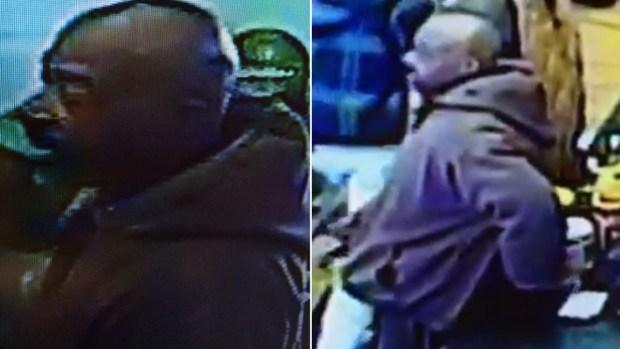 [NY] Surveillance Video: Man Steals Donation Jar from NY Store
