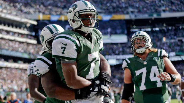 Game Photos: Jets-Patriots