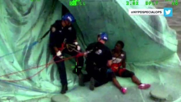 [NY] Judge in Lady Liberty Climber Case Wants to Climb Too