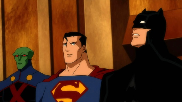 'Justice League: Doom' Reunites a Superheroic Cast of Voice Actors