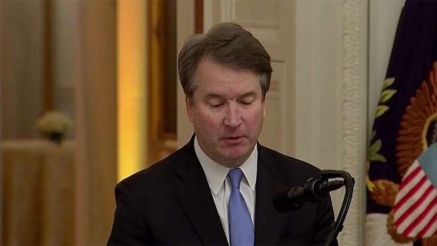 [NY] Kavanaugh Sworn in, Trump Apologizes to Supreme Court Justice