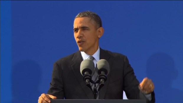 "[LA] President Obama: Entertainment is ""Engine"" of Economy"