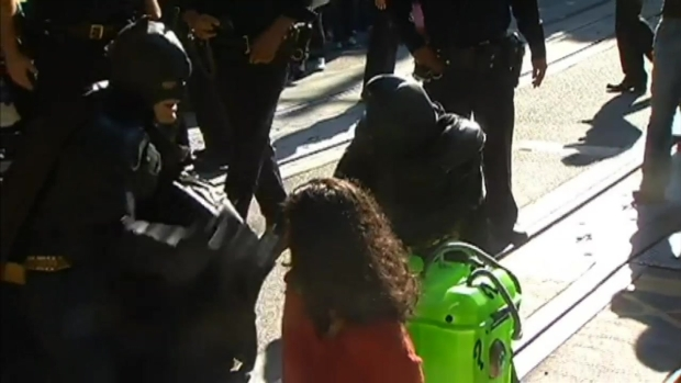 [BAY] Batkid Saves Damsel in Distress
