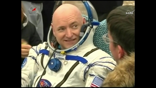 [NATL] Crew Lands in Kazakhstan After Return From ISS