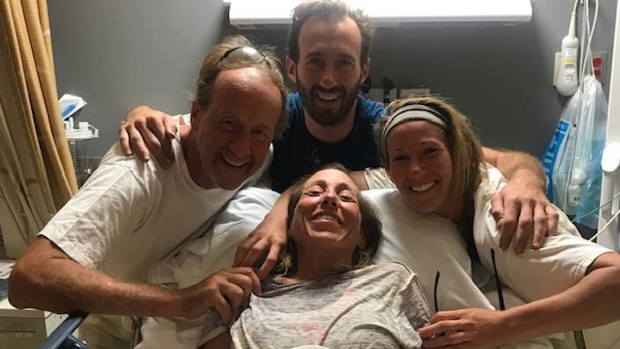 [NATL] Hiker Found Alive After Disappearing For Four Days