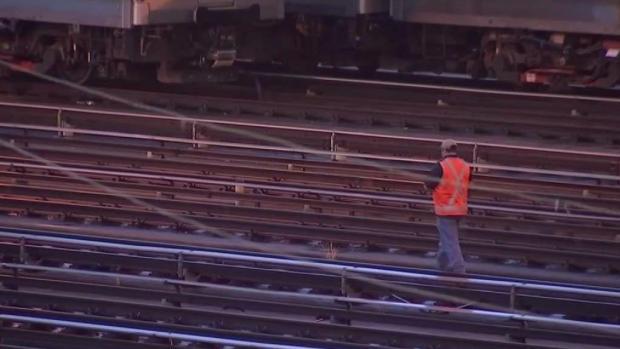 LIRR Cancels Some Monday Trains After Derailment