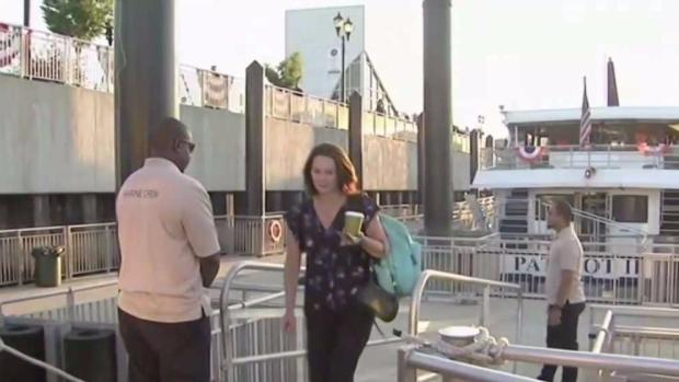 LIRR Commuters Trade Trains for Ferries