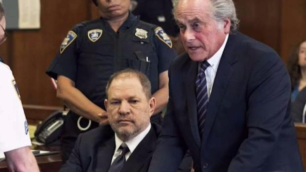 [NY] Limping Weinstein Pleads Not Guilty to Rape in NYC