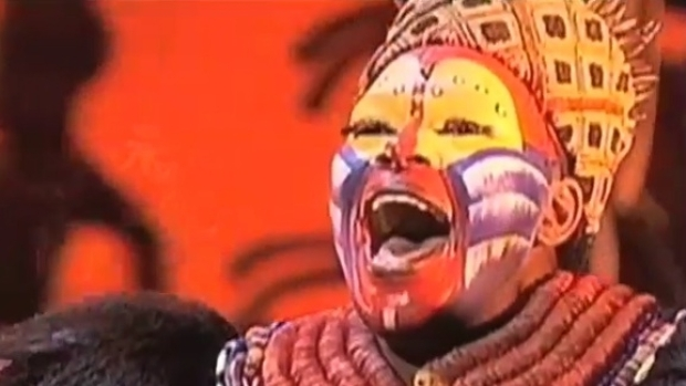 """[LXTVN] Maria Roars With """"The Lion King"""" on B'way"""