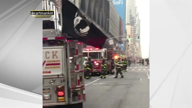 [NY] Manhole Fires Lead to Evacuations in Midtown