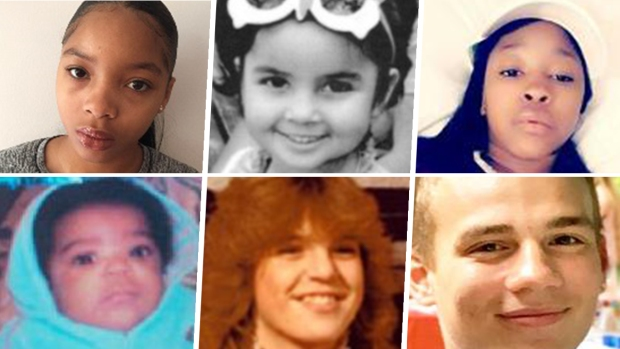 A Complete List of Children Missing in NY State