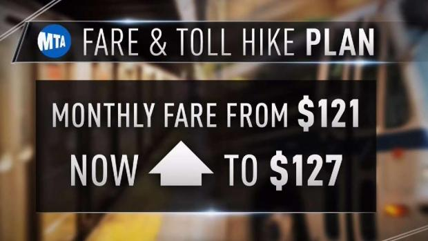 [NY] MTA Outlines Fare and Toll Hike Plan