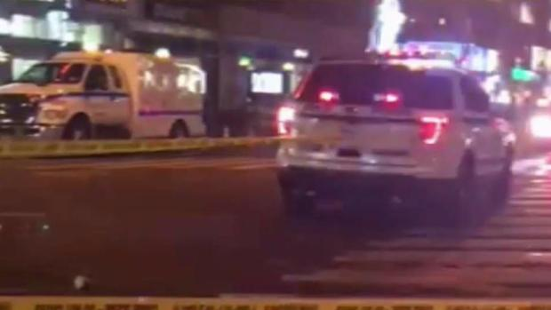 [NY] Man Clings to Life After Hit-and-Run in Union Square