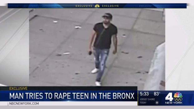 [NY] Man Tries to Rape Teen Girl in the Bronx