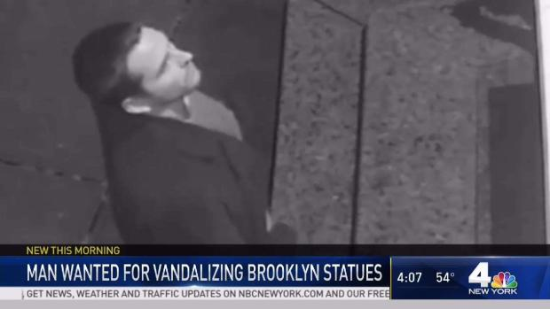 [NY] Man Vandalizes Church Statues in Brooklyn