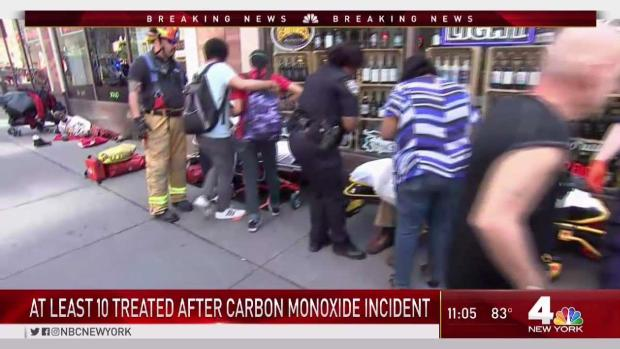 [NY] Many Sickened After Carbon Monoxide Incident at NYC Church