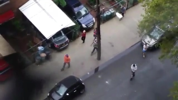 Video Shows the Moments After House Explosion in Bronx